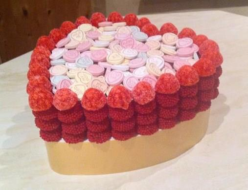 Cake Images Sweets : Sweet Cakes - Cakes Made of Sweets by Sweet Cake Delights